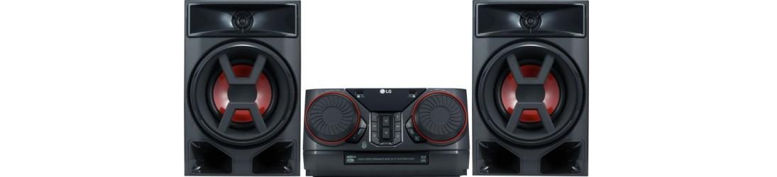 Minicomponente / Sist. de Audio
